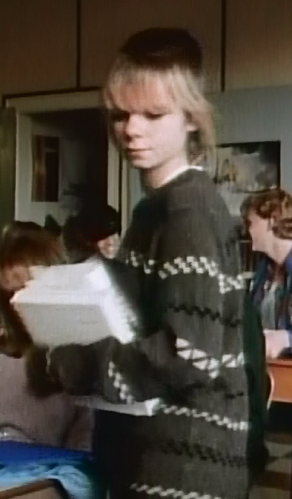 liz o'rourke fashion degrassi junior high